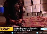 Iraq Faces Women's Crisis: 1 Mn. Widows, Extremist Captives, Child Brides