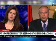 Egypt:  Sisi's struggle with the Muslim Brotherhood and his Strikes on ISIL/ Daesh in Libya