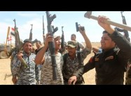 As Iran talks Progress, US, Iran forces cooperate in taking Tikrit