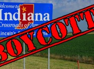 Boycotting Indiana over anti-Gay Religious Discrimination