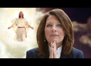Iran Deal:   Michele Bachmann Psyched For Judgment Day