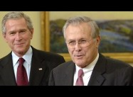 Donald Rumsfeld Blames Bush For Iraq Democracy Fail