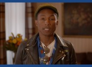 Pharell Williams to G7:  Green Energy is a Jobs Issue for unemployed Youth