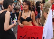 SlutWalk: Israeli Women March For Equal Rights In Jerusalem