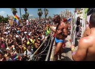 Tens of thousands participate in Israel's annual gay pride