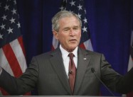 George W. George W. Bush Started War, then Charged $100,000 to Help US Veterans Charity