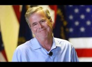 Jeb Bush Thinks You Don't Work Hard Enough