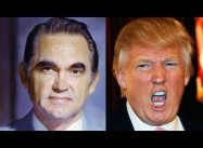 Trump in Alabama:  Playing George Wallace & making Latinos the new N-Word