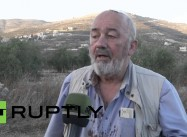 200 Israeli settlers attack Palestinian village with firebombs