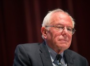 "Bernie Sanders:  ""Turning our backs on refugees destroys the idea of America"""