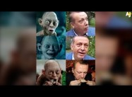 Turkish Doctor faces 2 yrs Prison for Comparing Pres Erdogan to Lord of the Rings's Gollum