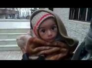 Syrian Army lets food Aid into Besieged Madaya