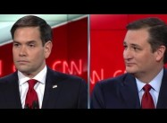 Do Latinos really view Ted Cruz and Marco Rubio as their Leaders?