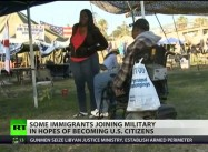 Trump must honor the Immigrants & Undocumented Veterans of American Foreign Wars