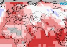 Climate Godzilla Stirs:  Heat and CO2 Records 'Obliterated'