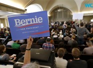 Momentum:  Sanders Sweeps with Huge Wins in Hawaii, Washington and Alaska