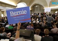 Momentum:  Sanders Sweeps with Huge Wins in Hawaii, Washington and Alaska