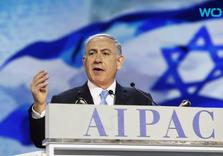 Sanders politely Avoids AIPAC, sharing Stage with pro-Netanyahu Warmongers