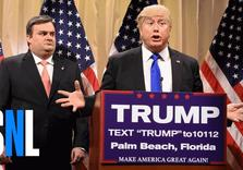 SNL Spoofs Election Coverage, Trump: 'We in GOP do not say Racist Things, we Imply Them""