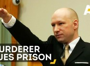 White Terrorist and Muslim-Hater Breivik Sues Norway over 'Inhumane Treatment'