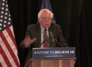 Are Sanders' Criticisms of Israeli Occupation Policies unprecedented in Presidential Campaign?