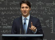Canada's Trudeau explains Quantum Computing, as GOP candidates boast science illiteracy,