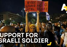 In Fascist Turn, Thousands Demonstrate for Israeli Soldier who shot Dazed Palestinian in Head