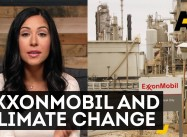 Is Exxon a James Bond Villain?  Hiding from us its knowledge of Climate Change for Decades