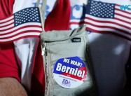 Winning in Losing:  How Sanders pushed Clinton to the Left