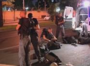 4 Israelis dead, multiple injured in Tel Aviv market shooting