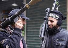 CIA Arms For Syria Sold by Jordan Spies on Black Market For Terrorists