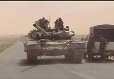 Clash Looming?  Russia-backed Syrian Army heading for ISIL's al-Raqqa in race with US-backed Kurds