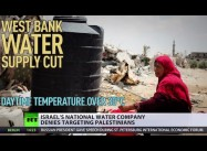 Palestine's 'prayer for rain':  How Israel uses water as a weapon of war