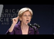 Trump 'a thin-skinned racist bully':  Elizabeth Warren's Full Evisceration