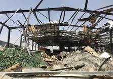 Why are Saudi-led Airstrikes Targeting Civilian Factories in Yemen?