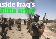 Will Iraq's next Government be . . . Iran-backed Shiite Militias?