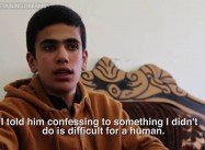 Israel jailing more and more Palestinian Minors without Charges or Trial
