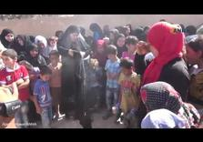 Can ISIL survive scenes of Sunni Muslims celebrating their Liberation from it?