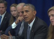 Obama:  End terrorism like that in New York by Destroying ISIL in Mosul, Iraq