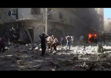 "Syro-Russian Hospital Bombings in Aleppo ""War Crimes,"" worse than Slaughterhouse- Ban Ki-moon"