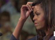"Michelle Obama:  Trump a Cruel, Lifetime Sexual Predator – ""It Hurts."""