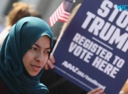 Muslim Americans eager to take revenge on Trump… at Ballot Box