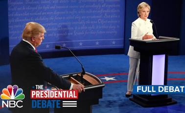 The Mosul Campaign and the 3rd Presidential Debate