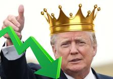 If he wins:  The Coming Trump Market Crash & Great Recession