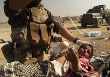 Iraq's Mosul Campaign: ISIL using civilians as Human Shields