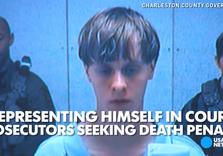 Neofascist Roof will conduct own defense in Murder Trial