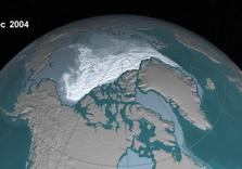 Overheated Arctic:  Climate Change 'Vicious Circle'