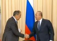Erdogan-Putin Syria Bromance as Turkey accuses US of backing ISIL