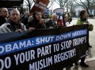 Obama dismantles Bush Muslim Registry to make Trump start from Scratch