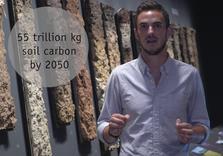 Urgent:  Soil carbon release under global warming to equal U.S. emissions